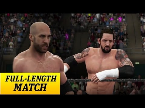 FULL-LENGTH MATCH - WWE Live From Tokyo - Hideo Itami & Randy Orton vs. United Kingdom | WWE 2K16