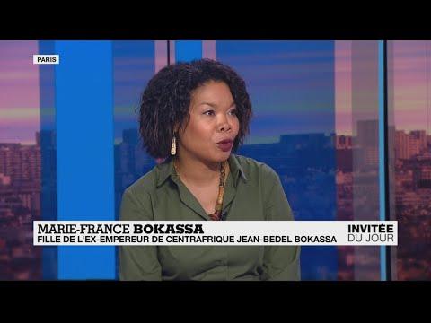 """Invité du jour - Marie-France Bokassa : """"J'ai pardonné l'homme, mais pas le chef d'État"""""""