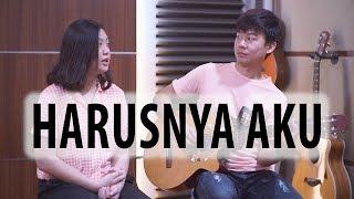 Download Mp3 Harusnya Aku - Armada | By Nadia & Yoseph  Ny Cover