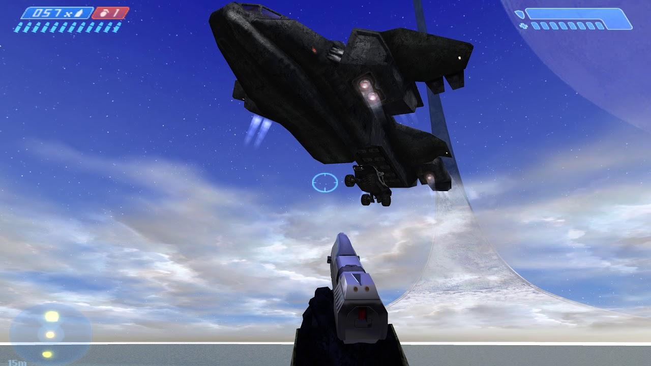 4K] Halo PC 60 FPS Animation Mod - YouTube