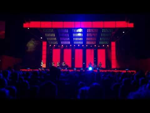 Bruno Mars opening act - Finesse - Copenhagen 2017