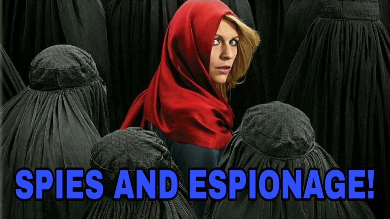 Download Top 10 Spy/Espionage TV Shows
