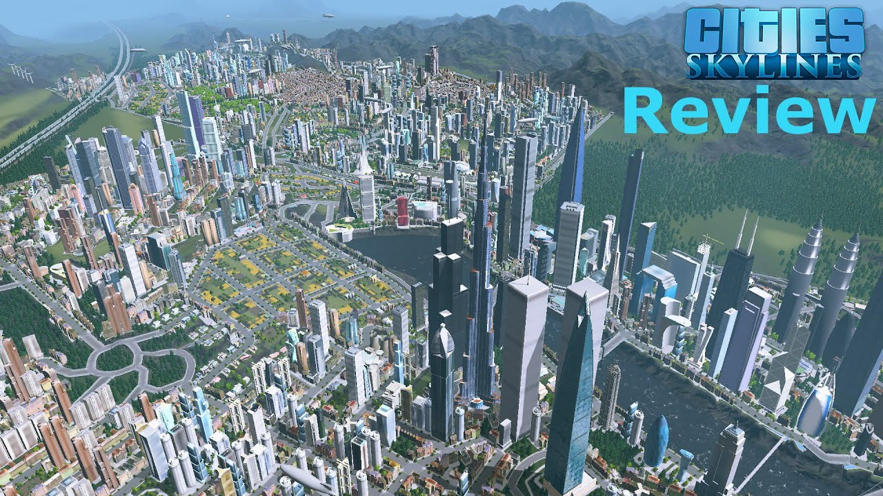 Skyline City Builder