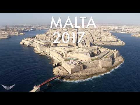 Malta 2017, DJI, Inspire 2, 4K, Summer, Valletta, Drone video, Aerial Photography