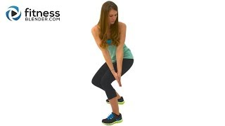 Standing Abs Workout -- Standing Abs Exercises to Tone Abs, Obliques & Lower Back