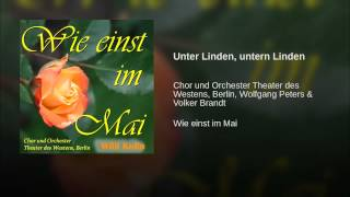 Unter Linden, untern Linden