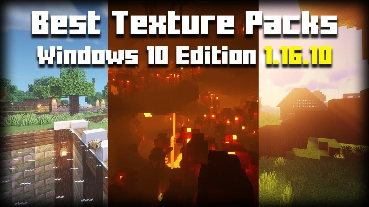 Minecraft Windows 122 Edition - Best Texture pack 122 12.126.122