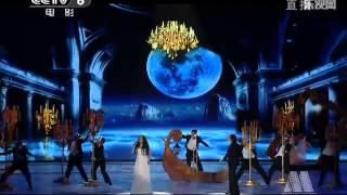 Sarah Brightman feat. Erkan Aki performing The Phantom of the Opera at Beijing Film Festival