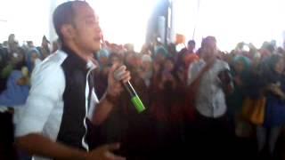 Tomok New Boyz Nyanyi Sejarah Mungkin Berulang di UNP