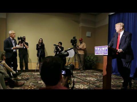 Debate: El choque de Donald Trump con Jorge Ramos y las elecciones presidenciales