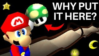 Why One Hidden 1-Up in Super Mario 64 is the Most Absurd to Ever Exist