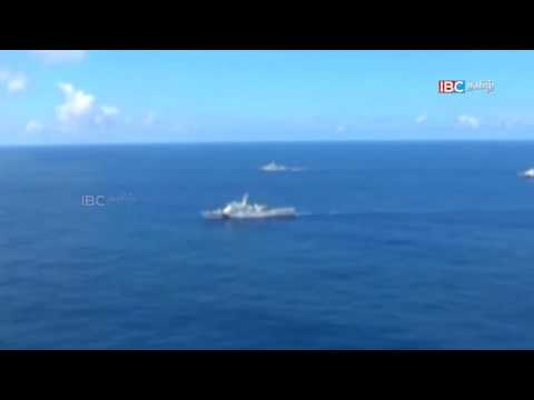 Japan Coast Guard footage shows Chinese ships near disputed islands