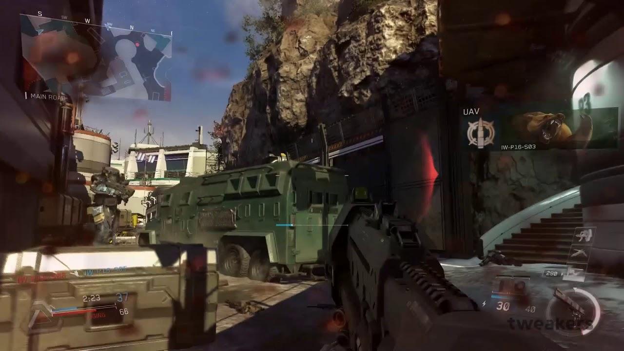 Advanced Warfare skill gebaseerd matchmaking gegaan