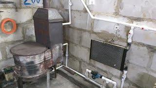 Отопление в гараж/ Диван с подогревом. Обзор