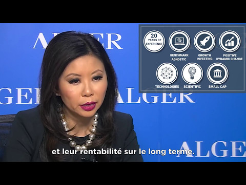 Meet Amy Zhang, Portfolio Manager of Alger's Small Cap Focus Fund, in Partnership with La Française