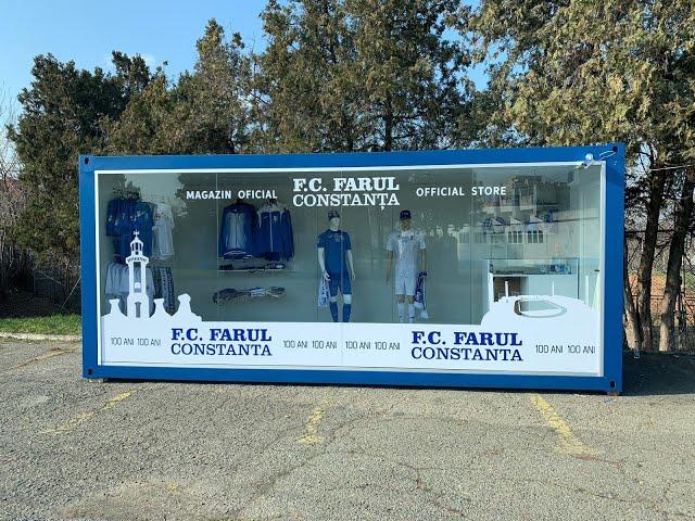 ⚪🔵 Magazin oficial FC Farul