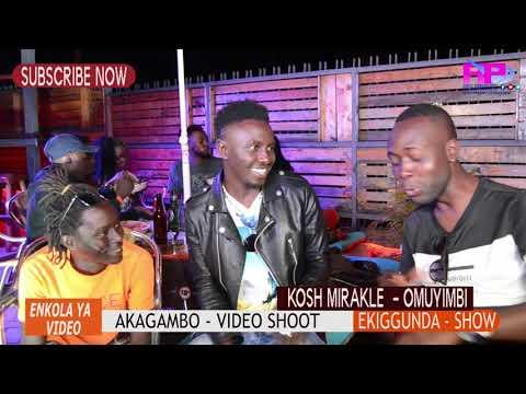 """THE NEW VOCALIST IN UGANDAN MUSIC """"WUNO OMUYIMBI AYIMBA NGE NYOONZA """"KOSH MIRAKLE"""""""