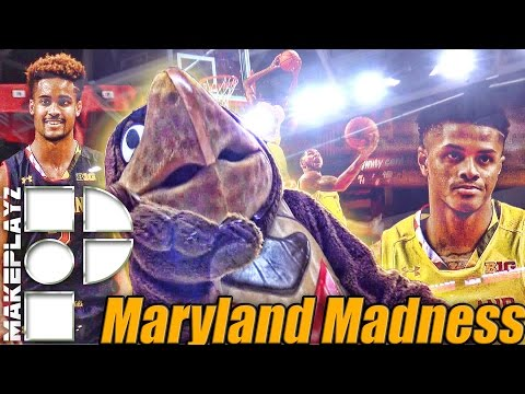 The Terps Have a Mob this Year! Maryland Madness Mixtape!