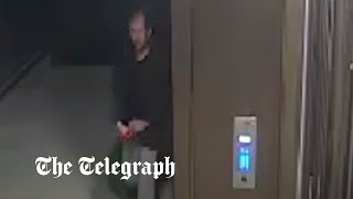 video: Sabina Nessa: Police release CCTV footage of man they want to speak to in connection with murder