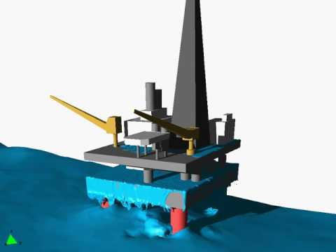 Harbor engineering - harbor defense structure