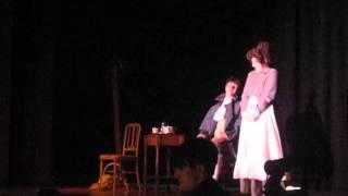 I Shall Scream - Oliver at Newport Children