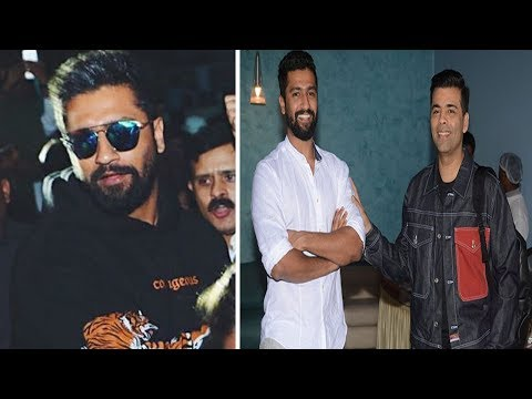 Vicky Kaushal To Enter The Scary Territory In Takht | Bollywood Movie Gossips 2018 English Mp3