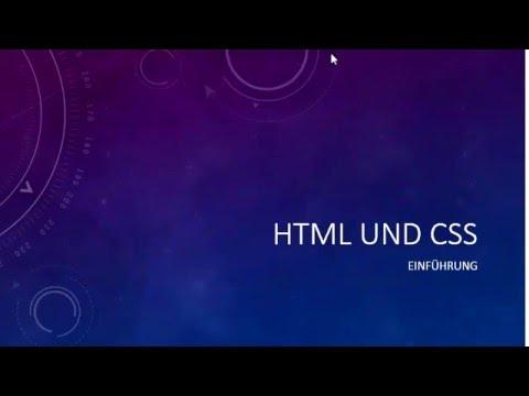 007 HTML Und CSS: Einige Wichtige Meta-Tags Um Mit Der Suchmaschine Gefunden Zu Werden