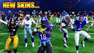 "NEW ""NFL FOOTBALL SKINS"" IN FORTNITE!! - Playing With Subscribers! (Fortnite LIVE Gameplay)"