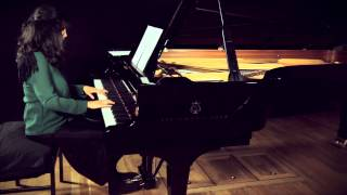 Chenyin Li plays Satie Gnossienne No 4