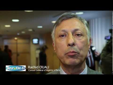 Rachid OUALI - Consul Général d'Algérie à Paris - AIDA PARIS EVENT.