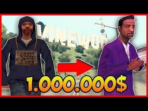 КАК ЗАРАБОТАТЬ 1.000.000$ В SAMP НА 2 LVL! - Arizona RP