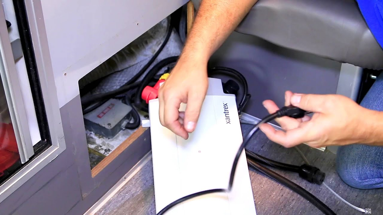 installation of the xantrex freedom hf ems inverter charger youtubeinstallation of the xantrex freedom hf ems inverter charger