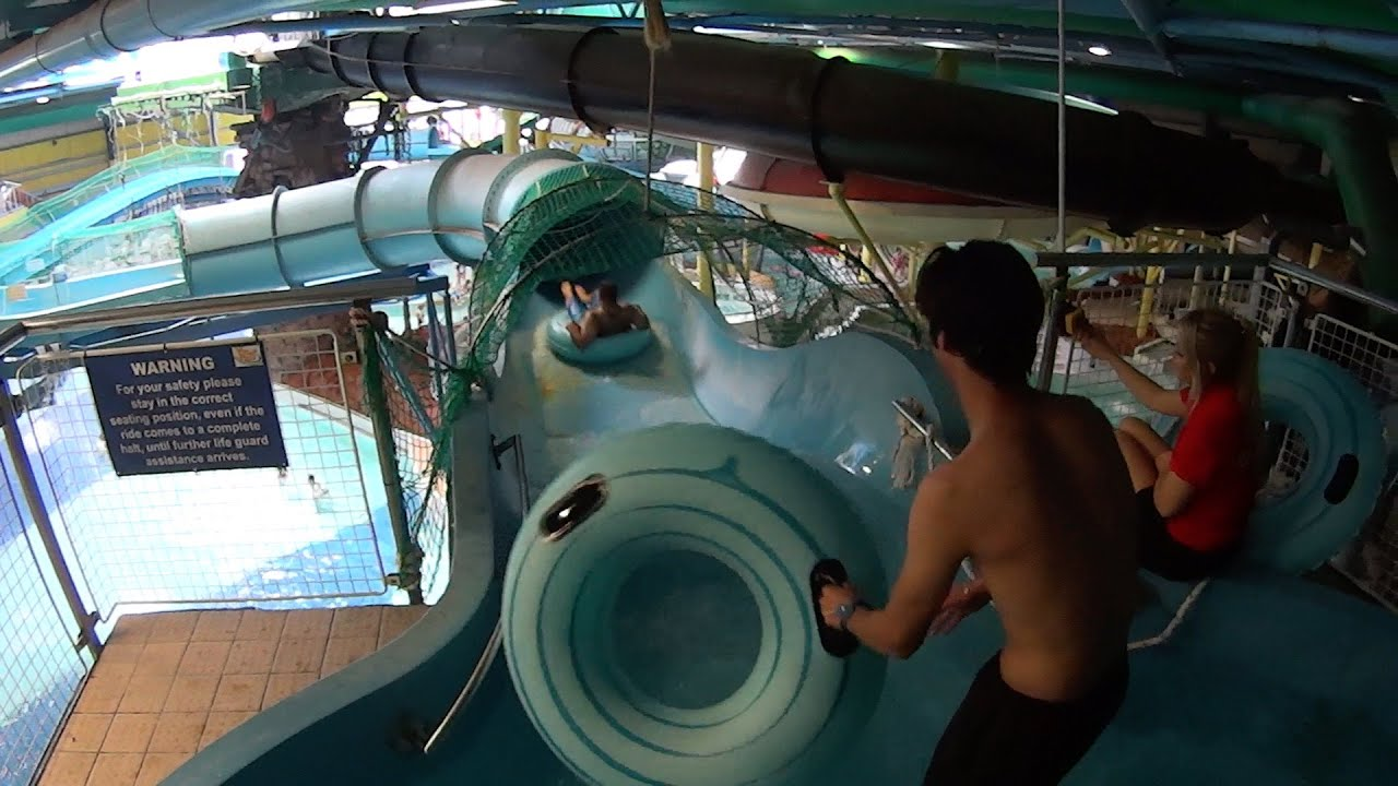 Waterworld in action - Picture of Waterworld, Stoke-on