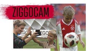 ZiggoCam - Hooghouder Sean: 'Denk dat De Ligt een grapje maakte'