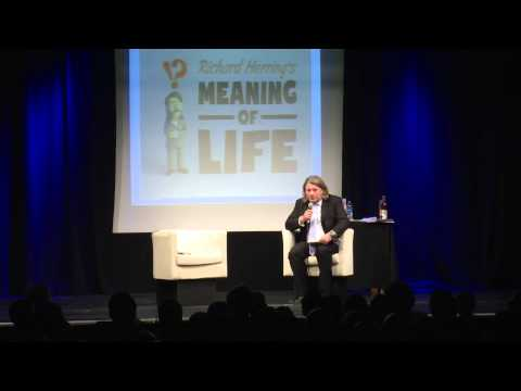 Richard Herring's Meaning of Life  Episode 1  Creation