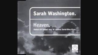 Sarah Washington - Heaven (Jazz