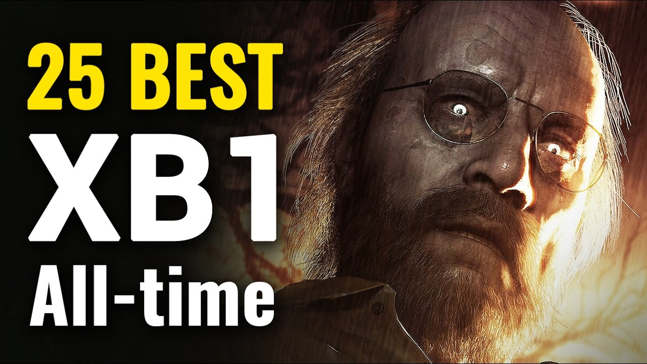 The best Xbox One games of all time | GamesRadar+