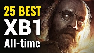 Top 25 Best Xbox One Games Of All Time
