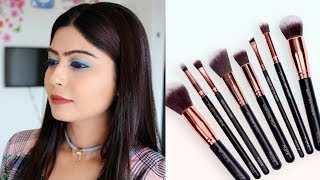 how to use makeup brushes for beginners   Rinkal Soni