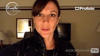 Vlog - Vanessa Joy in Alaska with Profoto B10 Launch