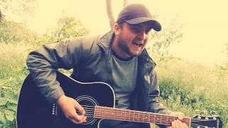 От души спел под гитару Бумбокс - Вахтерам (кавер) видео