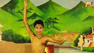 ROLE MODEL CUTE BOY MEDHANSH DANCING HIS BEST BHARATHANATIYAM AT 7TH HIDDENIDOL