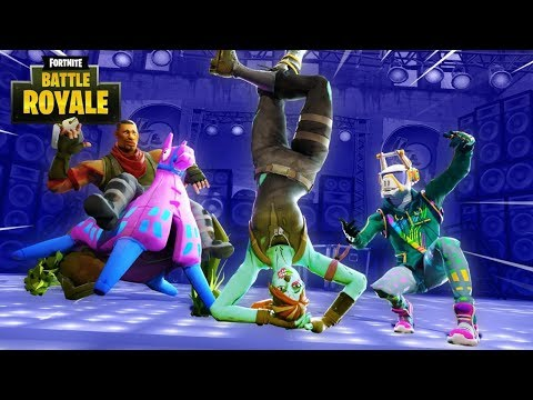 Welcome To The Ninja Party!! - Fortnite Battle Royale Gameplay - Ninja thumbnail
