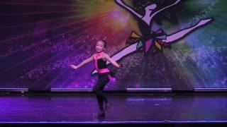 Sydney So - Tap Solo Age 9 - Wild Jack - Dance Competition 2017