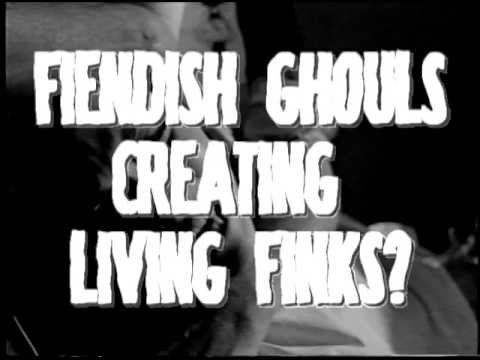 BOSS FINK - DAWN OF THE LIVING FINKS (Creature Features Tribute)