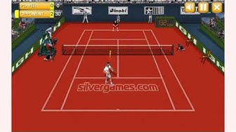 How to play Real Tennis game | Free online games | MantiGames.com