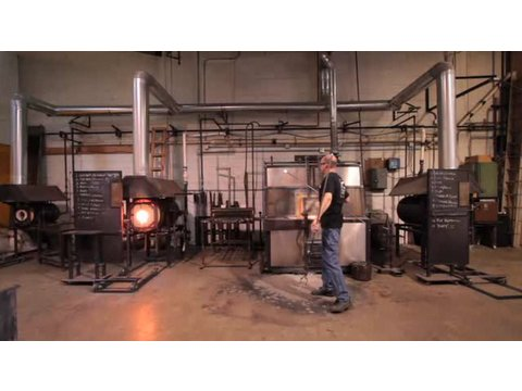 How to Rent a Studio | Glassblowing