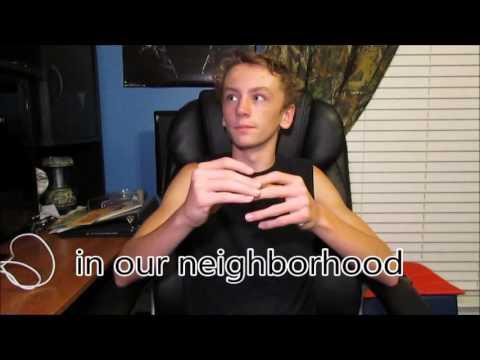 Loud screams in my neighborhood- Storytime