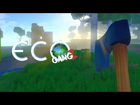 GangZ   Eco 01 I LOVE/HATE THIS GAME