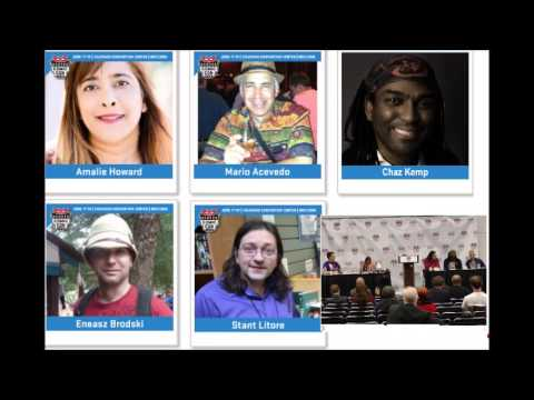 Can't We Get Along? Cultural Exchange Vs Appropriation - Denver Comic Con 2016